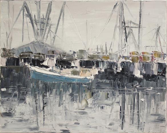 MacMillan Wharf (III)